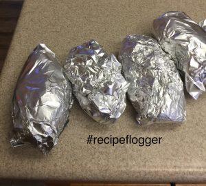 Potatoes ready to go!