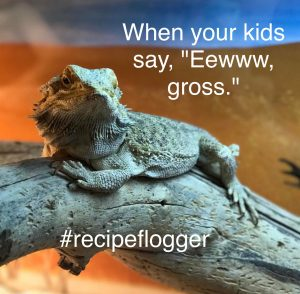 Kids and food meme